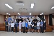 군위교육지원청, 군위학생자치참여위원회 구성·정례회 개최