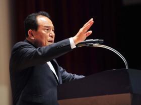 김영만 군위군수, 민선7기 취임 2주년 기념 행사
