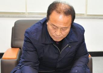 김영만 군위군수 통합신공항이전에 대한 성명서